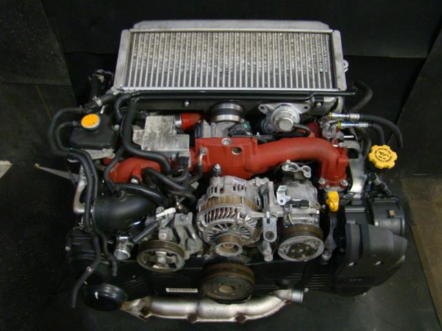 2011 Subaru STi EJ25 Motor Image