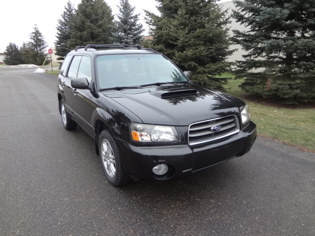 2004 subaru forester xt millennium auto sales. Black Bedroom Furniture Sets. Home Design Ideas